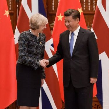 """This is no """"Golden Era"""" for Sino-British relations, even if the government wishes it were so"""