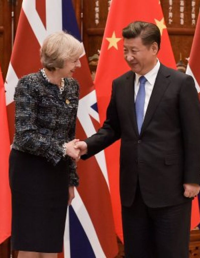 "This is no ""Golden Era"" for Sino-British relations, even if the government wishes it were so"