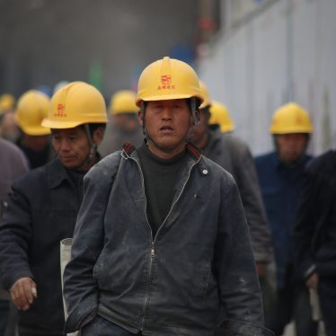 A crisis brewing in the Chinese labour market?
