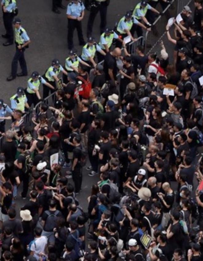 Xi Jinping backs off Hong Kong — for now