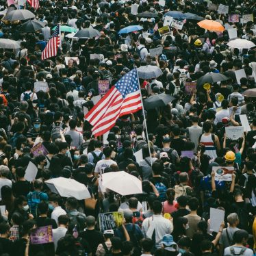 The Hong Kong unrest is precisely what the leaders in Beijing don't need
