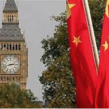 China's threats to the UK risk being more than 'loud thunder, little rain'