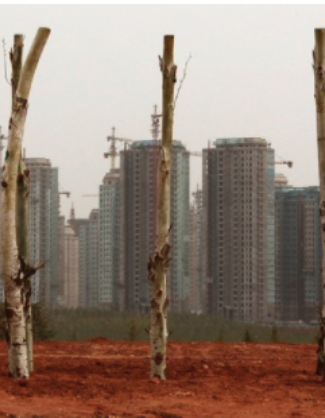 End to China's estate market boom could spell trouble for the economy